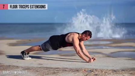 俯卧撑做起来很单调?不妨来挑战这25种高难度的俯卧撑吧!