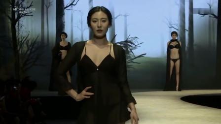东方内衣秀,魅力东方,缪斯的诱惑新品发布会