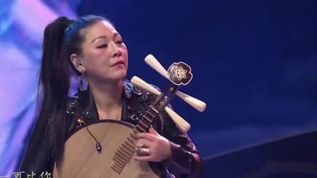 传统乐团演奏《射雕英雄传》主题曲,没有歌词也好听!