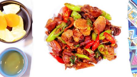 在家也能做的香辣爆炒鹌鹑,不仅好吃,营养价值还特别高!