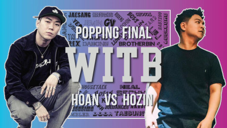 HOAN vs HOZIN @ WITB 2019
