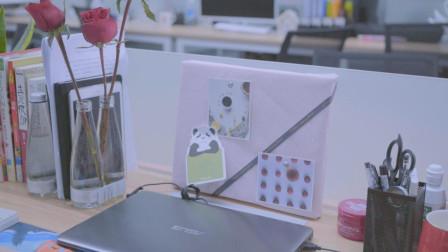 梦想中的蕾丝便签板和杯垫,我造了一堆在办公桌