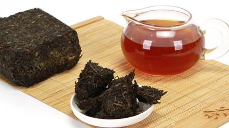 """安化黑茶是""""生命之茶"""""""