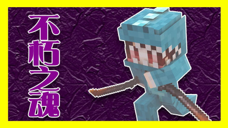 【四新】超酷的打怪模式-不朽之魂 [我的世界Minecraft]