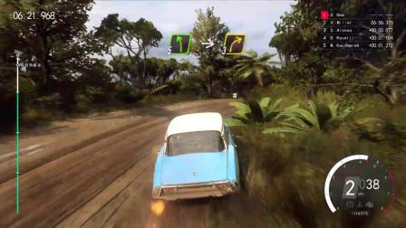 尘埃:拉力赛2.0历史经典赛车