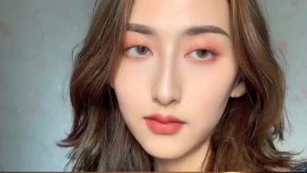 西西——每天新眼妆系列之粼粼落日