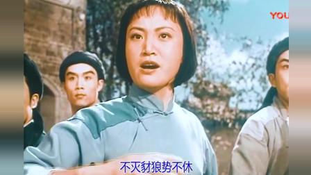 1974革命现代京剧《杜鹃山》原声选段《家住安源》演唱 杨春霞-_超清-_高清