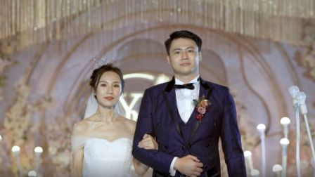 TS婚礼视频定制:古伟烨&黄楠 | 婚礼电影