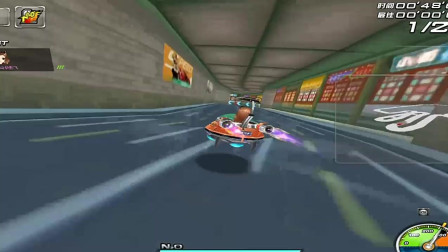QQ飞车唯一bug级神车,全改29飞碟,十一城1.58秒无宝石!