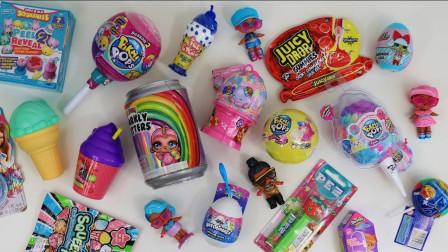 粘泥玩具 玩具和糖果