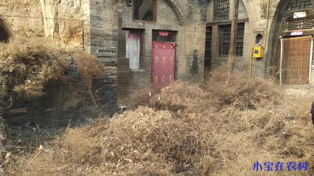 五十年前的土豪旧宅,如今废弃的垃圾堆