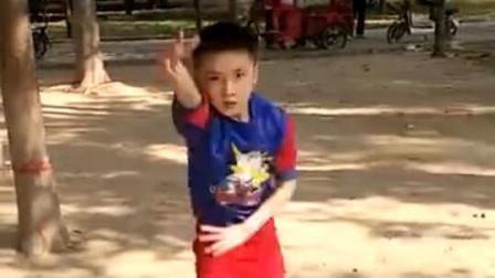 功夫之神:这小子必定是个武术天才,能把心意拳达到这个境界