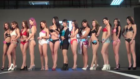 台湾时装周比基尼泳装秀,让你一次看个够!