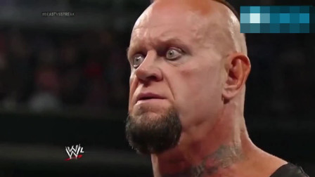 WWE送葬者的出场方式真特别,把大布吓了一跳,你看了吗