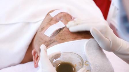 皮肤管理海藻焕肤操作分享