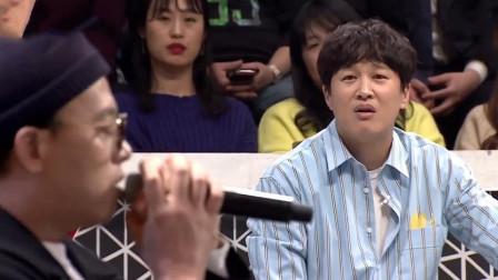 中国小伙到底唱了什么,韩国明星秒变迷弟?开口把韩国人都唱呆了