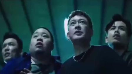 角斗2:北馆阿仁与邹兆龙决裂,双方火拼,阿超被坏坏枪杀!