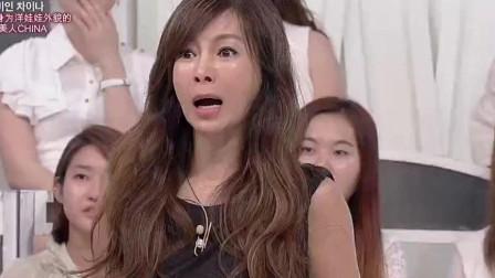 中国女孩在韩国整形成功,转身那一刻惊艳全场,太成功了!