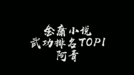 金庸小说武功排名top1-阿青
