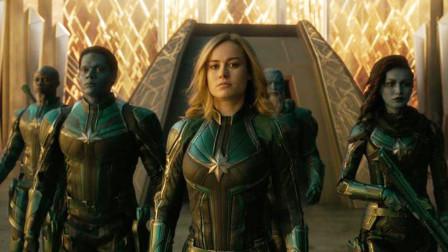 女神节!三分钟速看《惊奇队长》女英雄的女权思潮