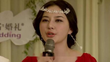 温柔的新娘在婚礼上看到对面一对新人,立马本性暴露,公公看懵叻