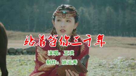 《站着等你三千年》王琪