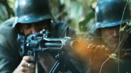 惨烈的二战电影,35000名空降兵杀入德军占领区荷兰,全程高能激战