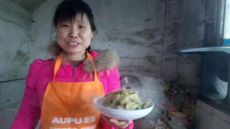 农村腊肉的做法 腊肉炒白萝卜 走过那片海生活印迹