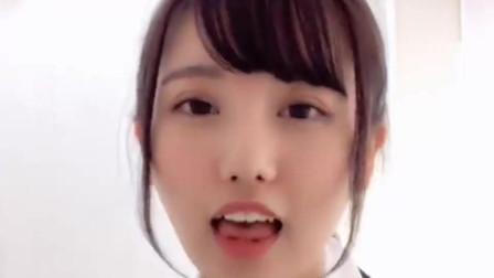 日本小美女镜头前大秀表情包,简直萌坏了有木有