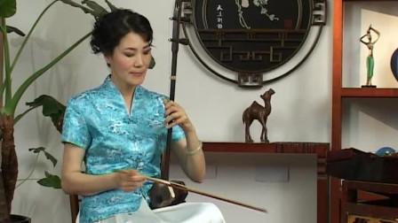 中老年二胡教学,渔舟唱晚G调演奏示范