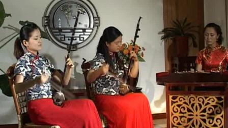 中老年二胡教学,北京有个金太阳F调演奏示范