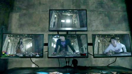 4个人被困高温密室,被迫直播答题,有人因没答对题被高温烧死