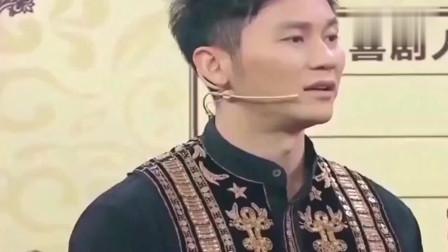 李晨模仿周星驰大喊:我养你!不料张柏芝转身的那瞬间,他竟落泪了