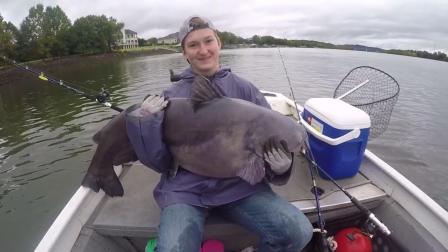 无论钓到多大的鱼, 都是直接放生, 是因为他们不吃淡水鱼吗