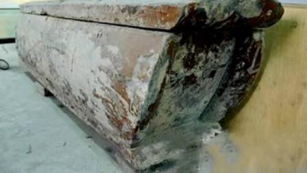 安徽工地发现清朝古墓,神秘棺材冒浓郁香气,不腐女尸引专家围观
