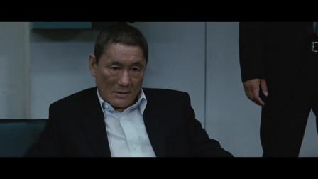 北野武的黑帮电影,不是陈浩南就能模仿的