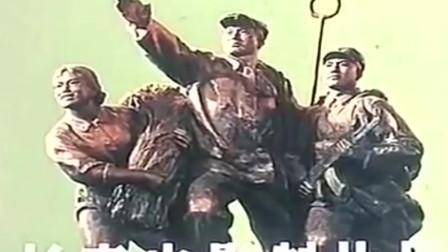 百看不厌老电影,红军强渡大渡河,这才是真正的血战,老电影值欣赏!
