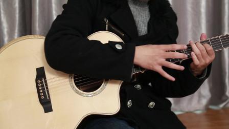 【叶小叶】翻弹井草圣二的吉他指弹《花火》