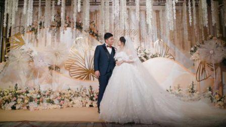 TS婚礼视频定制:许志辉&邝晓佳 | 婚礼电影