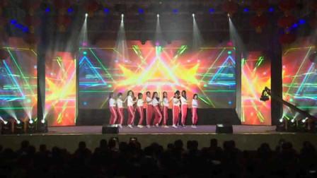 2019高青春晚-歌舞:燃烧我的卡路里