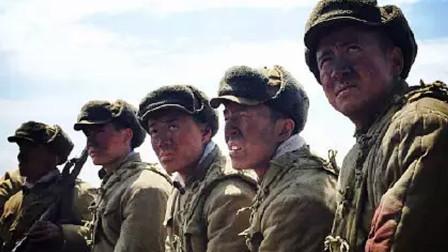 百看不厌抗美援朝,志愿军实施反包围,直插敌人指挥部-三八线