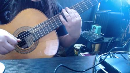 小胖手弹古典吉他~小罗曼史
