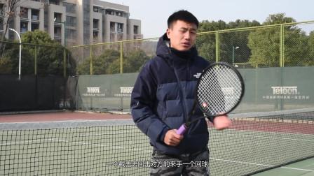 网球截击动作的正确教程,质量高动作帅,拉风的吸引全场目光吧