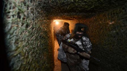 美国老兵真实评价中国军队:放在山头一周不管,纯手工挖空一座山