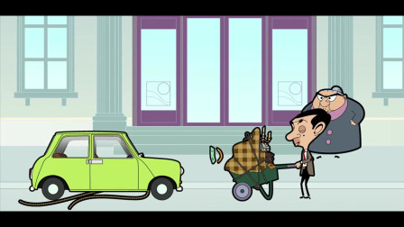 《憨豆先生》搞笑版 第67集