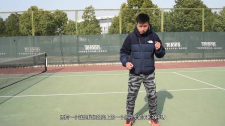 热身网球场,挥洒汗水之前也要了解场地,更要舒展开身体保证不受伤