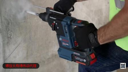 博世新款电锤GBH18V-26