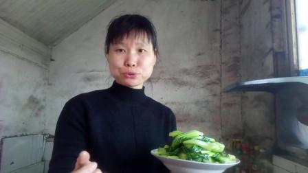 素炒上海青的做法2019