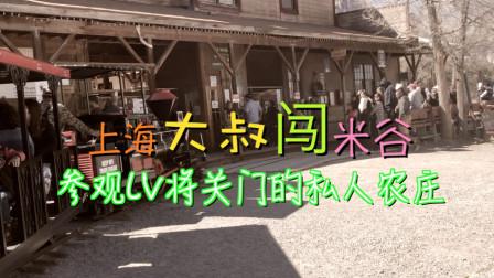 上海大叔闯米谷(第二季)2参观LV将关门的私人农庄