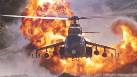 谁见过用飞机撞坦克的事?好莱坞生猛战争大片,劲爆别错过!第一滴血3